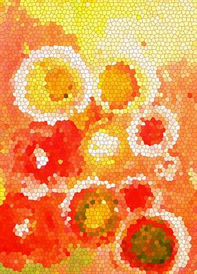 Painting - Flowers Iv by Patricia Awapara