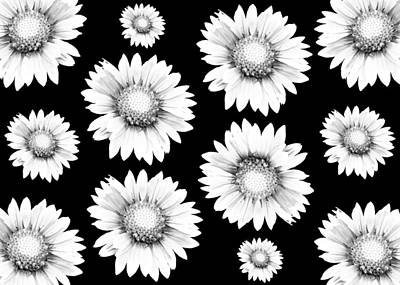 Flowers Pattern Original by Tommytechno Sweden