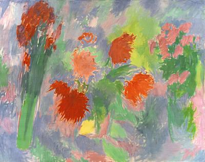 Flowers Original by Robert Nizamov