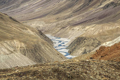 Photograph - Flowing Down The Spiti Valley by Rohit Chawla