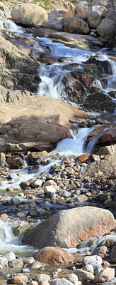 Photograph - Flowing Downstream by Shane Bechler
