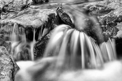 Photograph - Flowing  by JC Findley