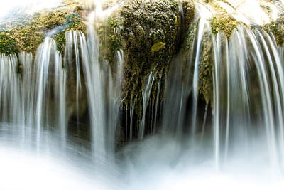 Photograph - Flowing Mists 2 by Justin Albrecht