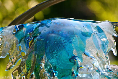 Photograph - Flowing by Susan Herber