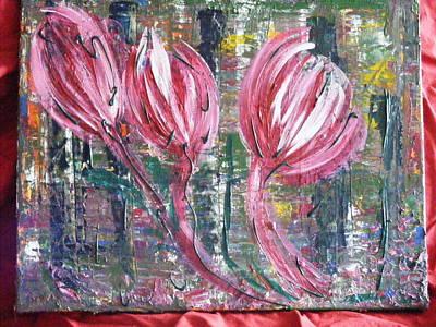 Flowing Wind Art Print by Kim St Clair