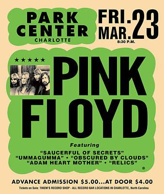 Concert Digital Art - Floyd Concert by Gary Grayson
