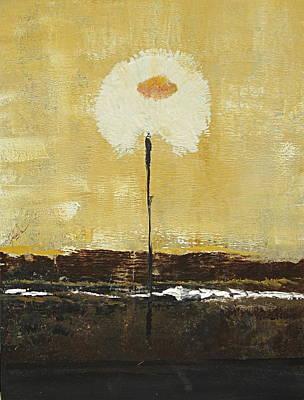 Painting - Fluff by Kathy Sheeran