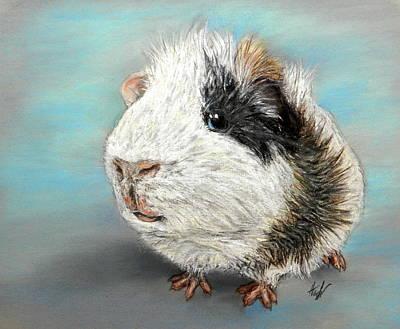 Pastel - Fluffball by Hannah Taylor