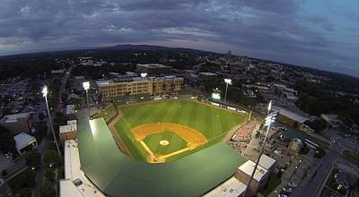Wall Art - Photograph - Fluor Field by Rick Lecture