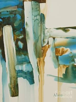 Pastel - Flutes by Donna Acheson-Juillet