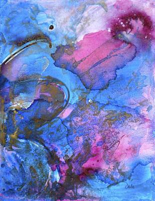 Flutter By 2 Art Print by Debi Starr