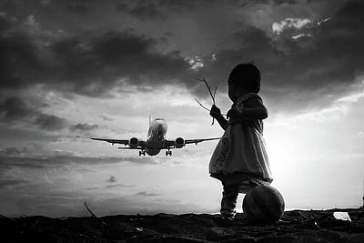 Passenger Photograph - Fly Again by
