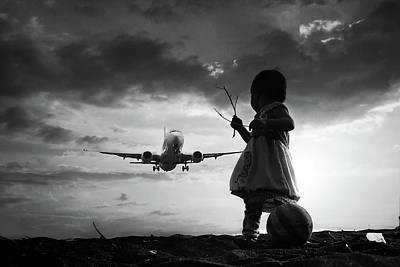 Fly Again Art Print