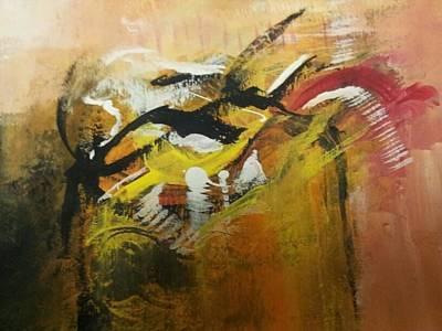 Fly Away Art Print by Forum  Gala