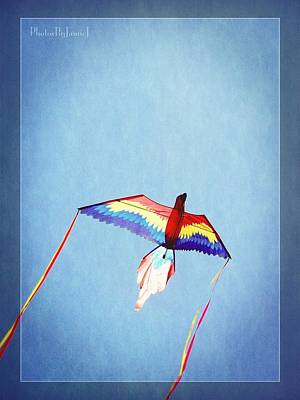 Fly Free Art Print by Jamie Johnson