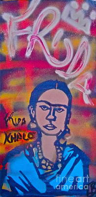 Liberal Painting - Fly Frida by Tony B Conscious