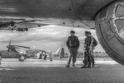Photograph - Flyboys by Howard Markel