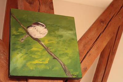 Nataliya Painting - Flying Far by Gaus Nataliya