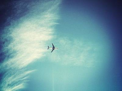 Flying Photograph - Flying High by © Peter Lourenco