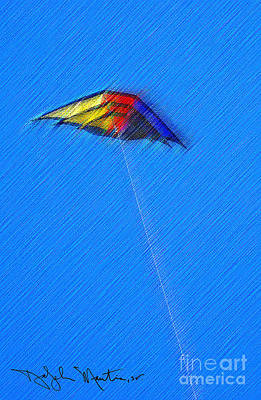 Photograph - Flying High IIi by Art Mantia