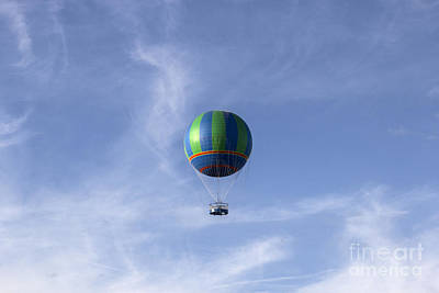 Photograph - Flying High by Michael Waters
