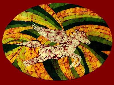 Pegasus Mixed Media - Flying Horse by Andrea Cullinane