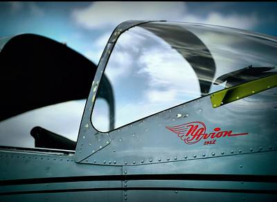Medium Format Film Digital Art - Flying In A Blue Dream by Linda Unger