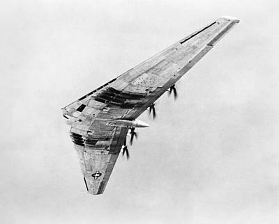 Photograph - Flying Wing Xb-35 Aircraft by Granger