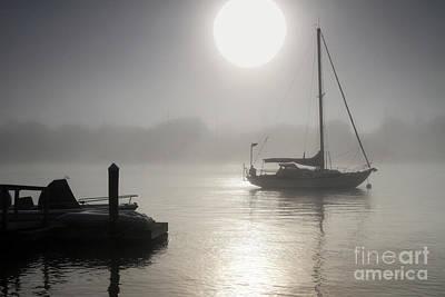 Photograph - Fog 2 by Butch Lombardi