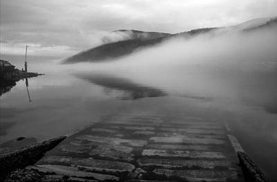 Photograph - Fog And Quiet by Arkady Kunysz