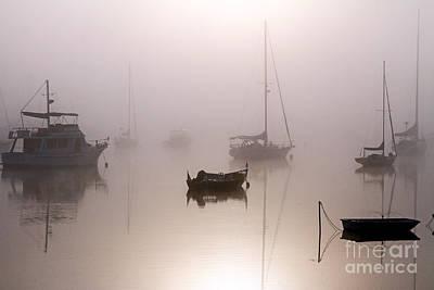 Photograph - Fog by Butch Lombardi
