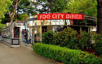Photograph - Fog City by Caroline Stella