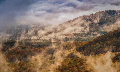 Photograph - Fog Comes In by Joye Ardyn Durham