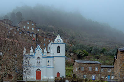 Photograph - Fog Coming To Church by Alexandre Martins
