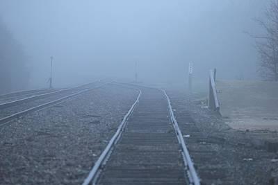 Fog Print by DEM Photos