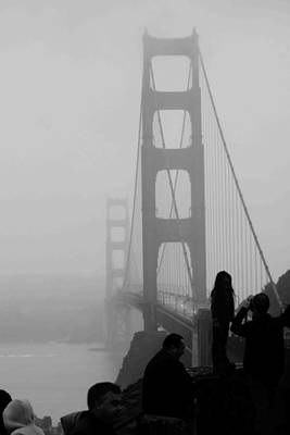 Photograph - Fog Horn Kind Of Day by Kandy Hurley