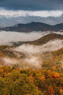 Photograph - Fog In The Valley by Joye Ardyn Durham