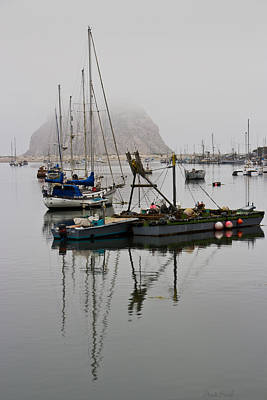Photograph - Fog Lifting by Heidi Smith
