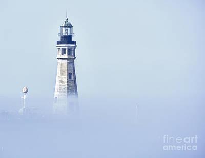 Fog Art Print by Phil Pantano