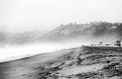 Photograph - Fog Rolling In by John Rizzuto