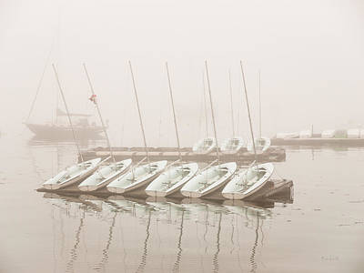 Photograph - Fogged In Again by Bob Orsillo