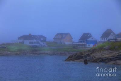 Photograph - Foggy Bay by Rick Bragan