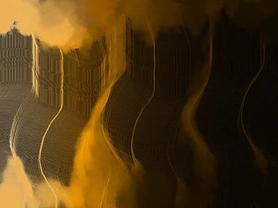 Foggy Bottoms Art Print