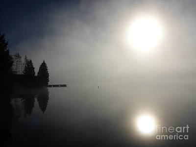 Photograph - Foggy Morning by Cristina Stefan