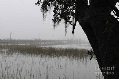 Photograph - Foggy Morning by Dale Powell