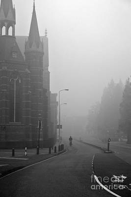 Photograph - Foggy Morning  by Eric Wiles