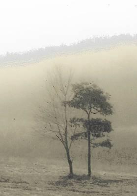 Foggy Morning Original by Wide Awake Arts