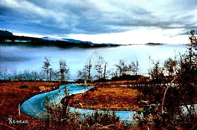 Photograph - Foggy Mountain Breakdown by Sadie Reneau