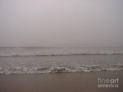 Photograph - Foggy Seascape by Cristina Stefan