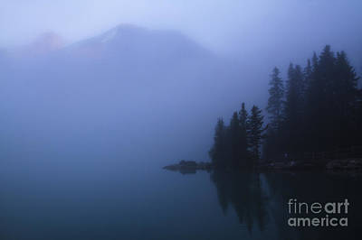 Photograph - Foggy Sunrise by Dennis Hedberg